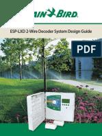 Man ESP LXD2 Wire Decoder System DesignGuide | Valve | Electrical Wiring
