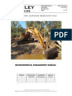 KSS-03 Environmental Management Manual20110215
