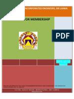 Iiesl Membership Guideline
