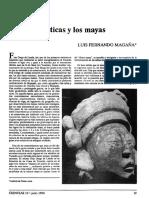 Las matemáticas y los Mayas.