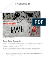 5 Key Elements of Your Electricity Bill _ EEP