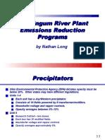 Plant Emissions Reduction Pgm