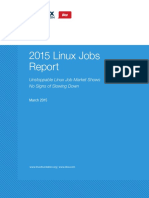 Jobs Report 2015 - Linux Foundation (1)