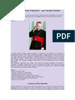 O Atrativo da Missa Tridentina - por Cardeal Stickler.doc