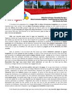 Déclaration des élus d'opposition de Saint-Germain sur l'orientation budgétaire
