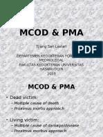 MCOD & PMA new