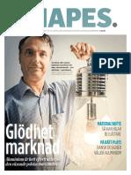 Shapes Magazine 2015 #1 Swedish