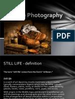 history of still life photography pdf