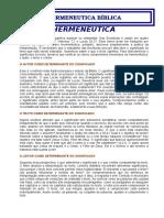 HERMENÊUTICA 2