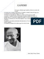 Treball Gandhi
