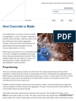 Concrete Made