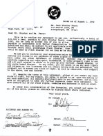 1992 Shuster Contract