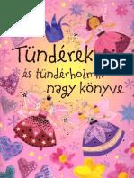 Tündérek és tündérholmik nagy könyve