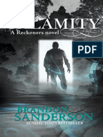 Calamity by Brandon Sanderson Extract