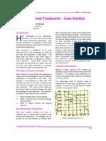 PWHT Case Studies