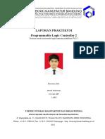 PLC Omron CP type - Hasil Praktikum