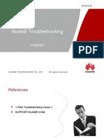 NodeB Troubleshooting(V100R007).ppt