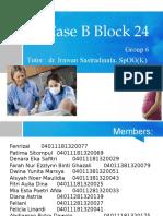 Case B Block 24