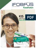 Info BPJS Edisi XI Tahun 2014