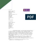 Carta Documento(Act5)