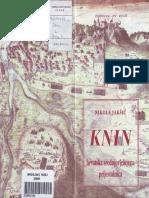 N. Jakšić - Knin, hrvatska srednjovjekovna prijestolnica