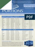 torah portions 5776 v3