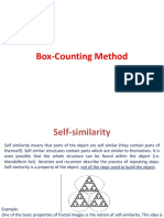 Box Counting Method