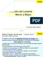 Atn. Lactante Menor-Mayor PR-16