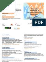 Programa VIII Jornada SFC