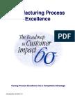 Manufacturing Process Excellence Handout (J Bero)