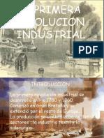 La Primera Industrializacion
