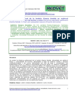 Dinámica Poblacional de La Lombriz Eisenia Foetida en Estiércol