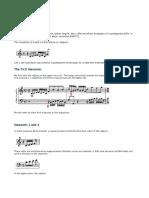 Bach Invenzione 2 Voci 1