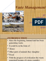 Env.waste Mgmt