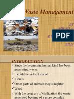 Env.waste Mgmt