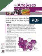 Etude 2016 sur la pauvreté en Bourgogne-Franche-Comté