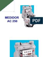 Medidor de Gas Ac 250