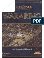 War of the Ring p1-50