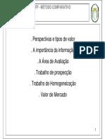 PowerPoint - Método Comparativo
