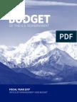President Obama's 2017 Budget Request