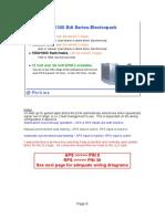 1300EDI WIRING DIAGRAMS for Genset Applications