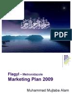 Flagyl Marketing Plan