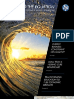 HP 2009 Global Citizenship Report - Brochure