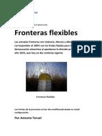 Fronteras flexibles