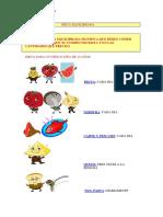 Dieta Equilibrada Ficha 1