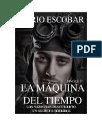 La Maquina Del Tiempo - Mario Escobar