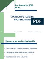 Presentacion Teorica  IIGG - Personas Fisicas