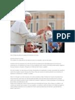 Papa Fransisco Creciendo Como Papas