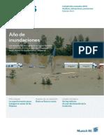 1.1 Catastrofes Naturales 2013