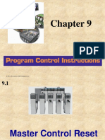 Chapter 9 - Program Control Instructions
